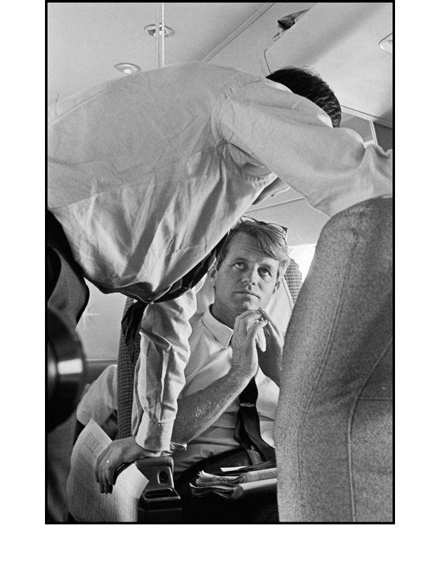Quand les stars prennent l avion - Robert F Kennedy