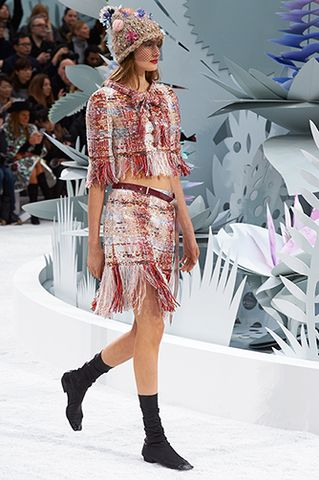 SPRING-SUMMER HAUTE COUTURE 2015 SHOW – Chanel News - Fashion news and behind the scene features