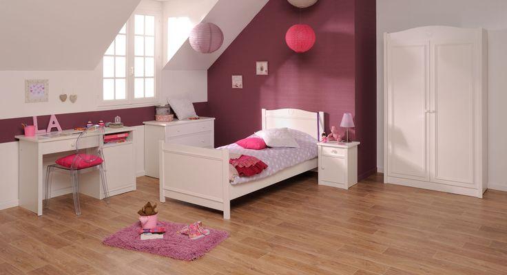 Dormitor copii CAMILE / Camille | #Mobila