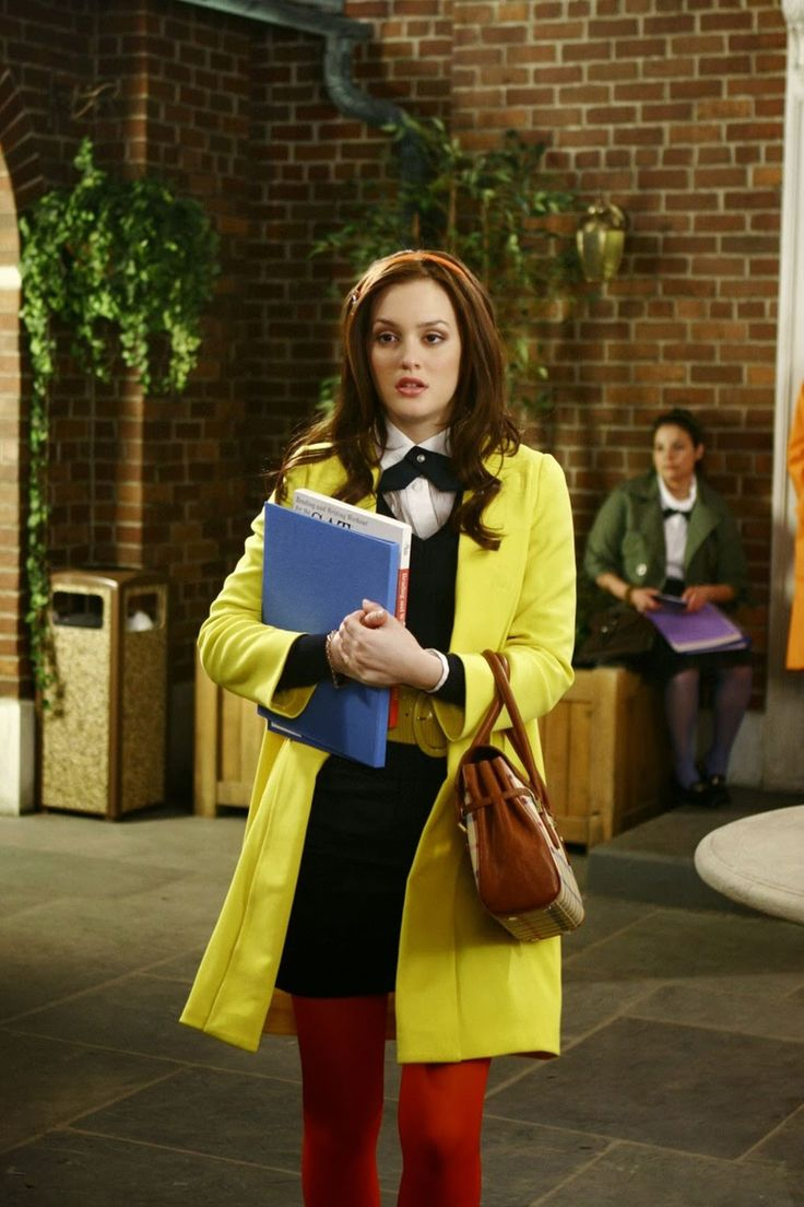 """44 Blair Waldorf Fashion Moments You Forgot You Were Obsessed With on """"Gossip Girl"""" - Cosmopolitan.com"""