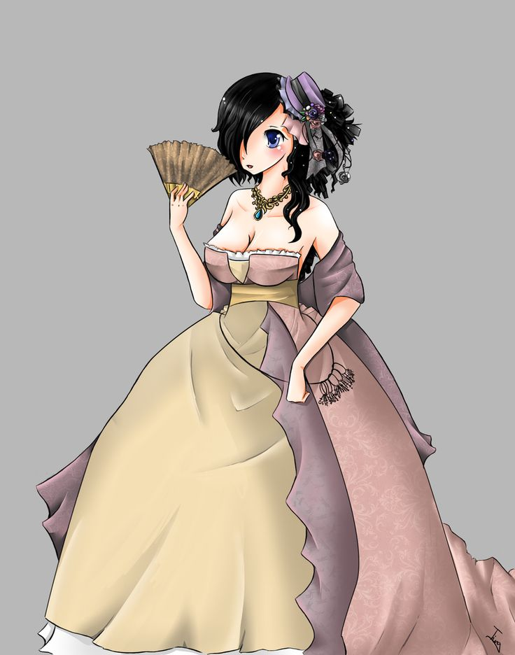 102 best Victorian Anime Girls images on Pinterest