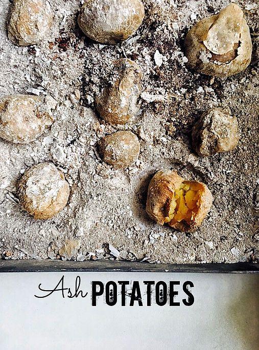 Ash Potetoes