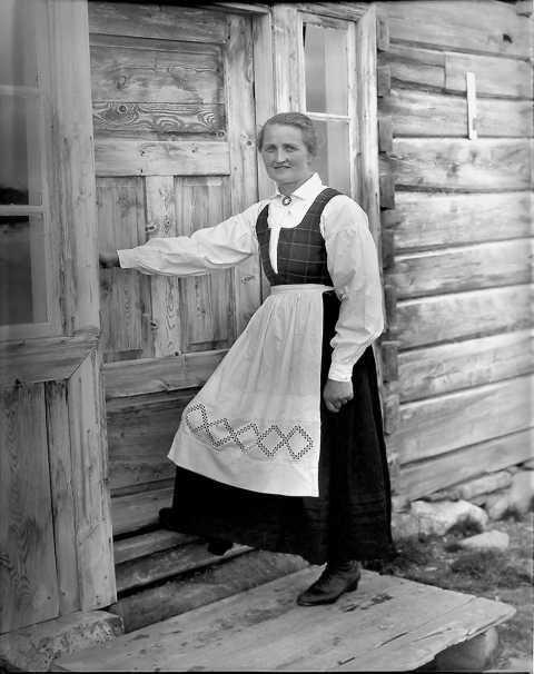 Galleri NOR; Lom Juvasshytta 1927