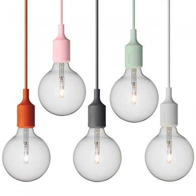 Win a very cool Muuto E27 socket lamp