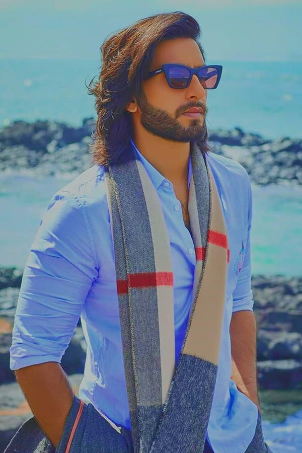 7 Ranveer Singh Hair Beard Styles To Try In 2018 Boys Long Hairstyles Beard Styles Simple Trendy Outfits