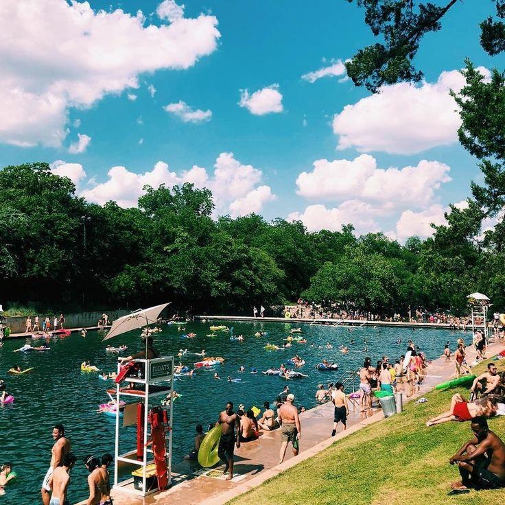 Barton Springs Pool, Austin TX | Barton springs