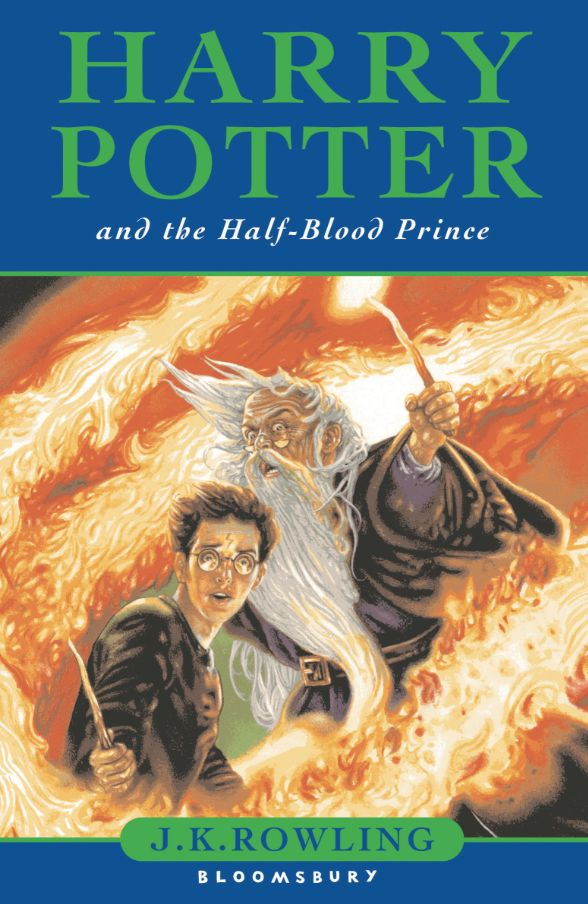 Harry Potter and the Half-Blood Prince (UK 2005)