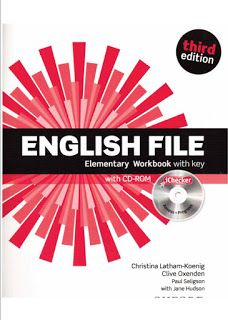 Books should be free for everyone: English File Elementary 3rd edition: Workbook with...
