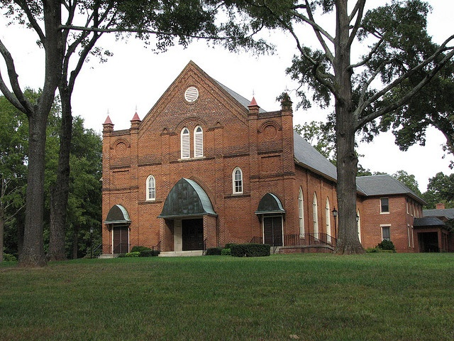 Steele Creek Presbyterian Church, Charlotte, Established 1760