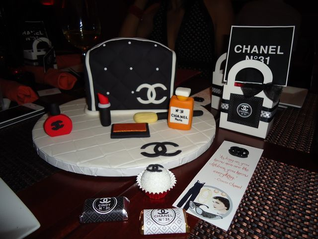 Chanel No. 31 Birthday party