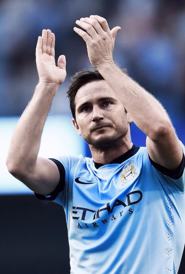 Frank Lampard - Manchester City