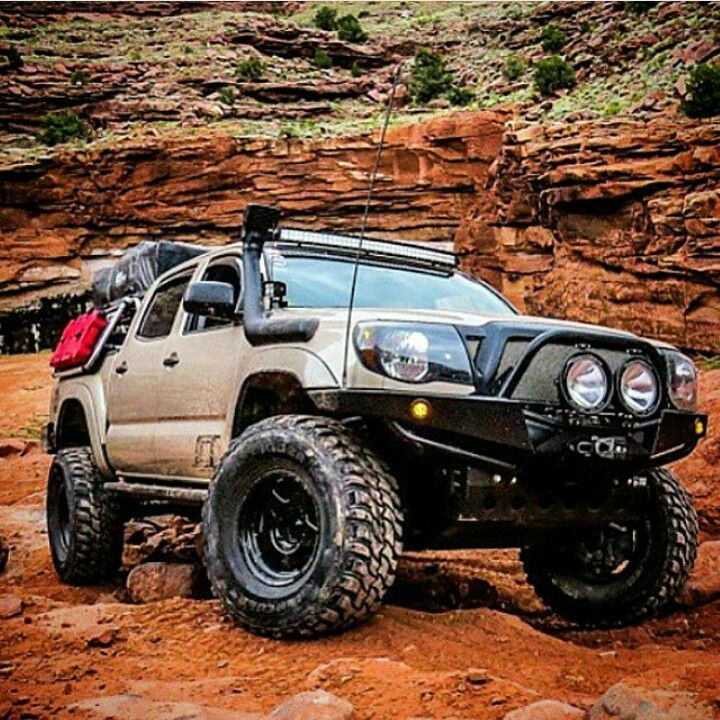 247 Best Images About Toyota Truck On Pinterest