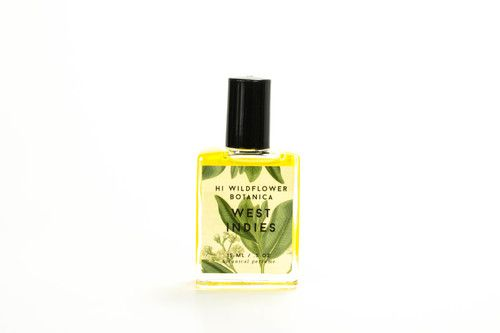 West Indies by Hi Wildflower Botanica