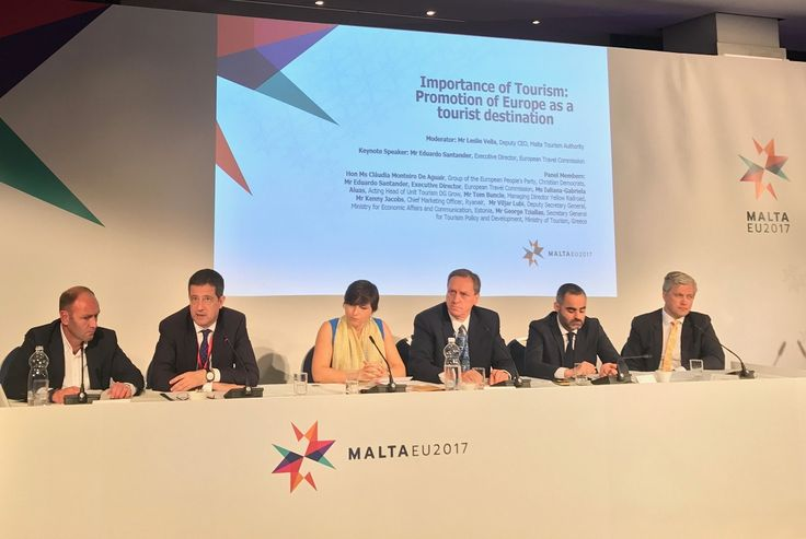 MaltaEU2017: Greek Tourism Discussed at European Ministerial Conference.