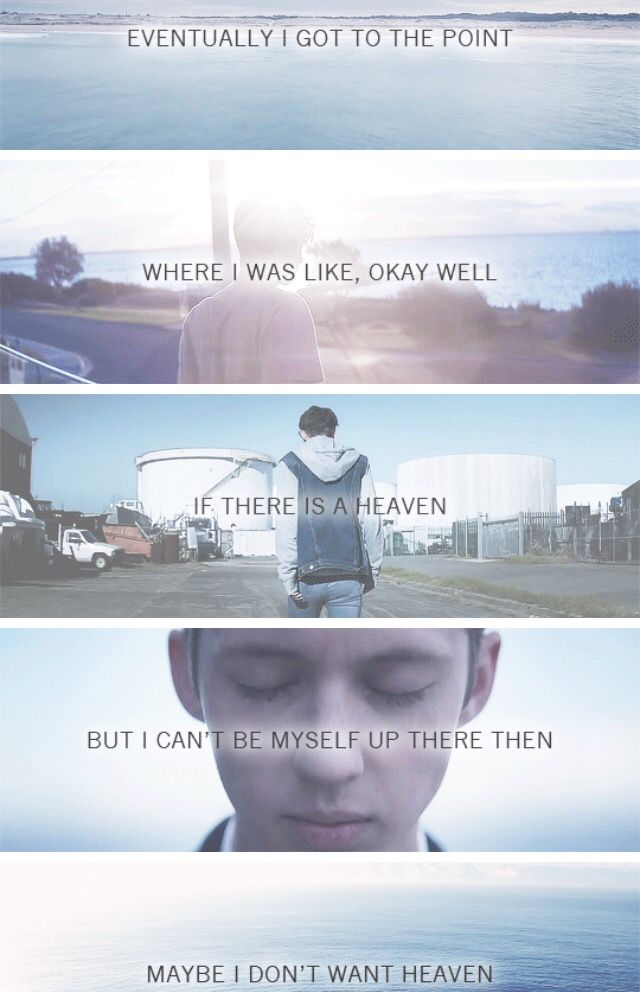 Pinterest is telling me that I've already pinned this, but I don't care because I love these lyrics. They're definitely some of my favorite lyrics from his album!