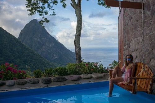 Ladera Resort in St. Lucia - Gal Meets Glam