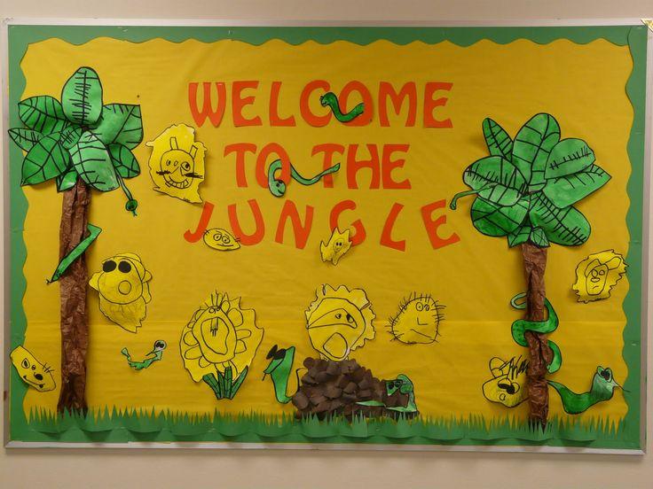 preschool bulletin boards summer   Bulletin Board Ideas: Fall 2010