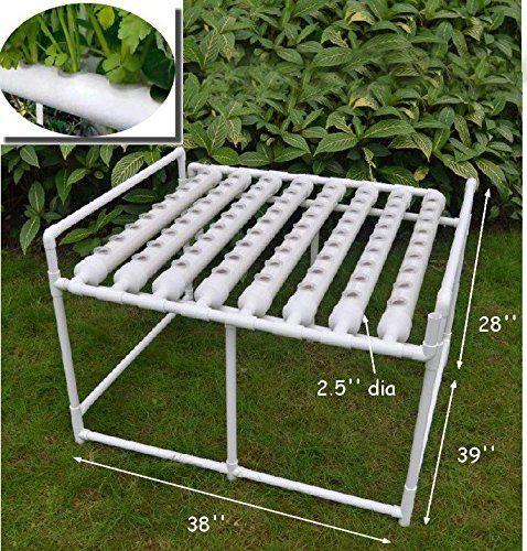 DIY A Frame Hydroponic System, How To Grow 168 Plants In A 6 X. Homemade  HydroponicsHydroponic GardeningHydroponics ...