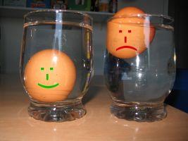 Eiertest: Ist das Ei noch frisch? | Frag Mutti