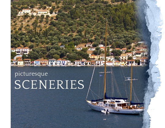 Let the sceneries guide you...       http://www.cycladia.com/blog/tourism-insight/ithaca-the-homeric-island