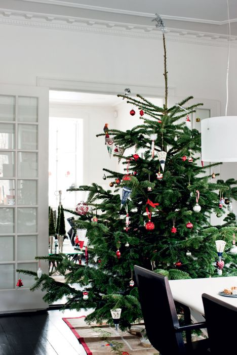 Danish home at Xmas | BoligLiv