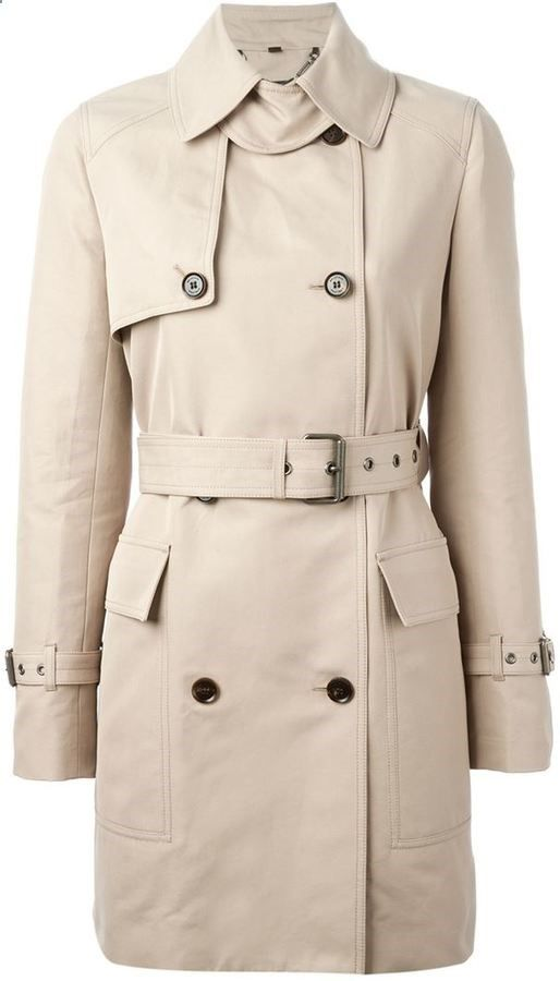 How To Wear Belts $855, Beige Trenchcoat: Belstaff Belted Trench Coat. Sold by farfetch.com. Click for more info: lookastic.com/... - Discover how to make the belt the ideal complement to enhance your figure.