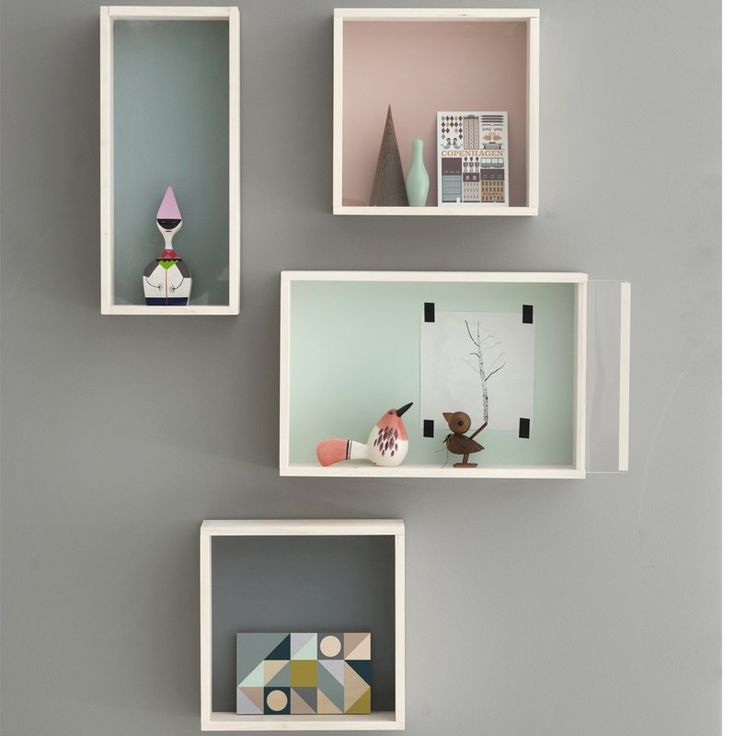Ferm Living Display box for kids room / Ferm Living Display til barnerommet / barnerom