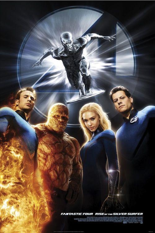 Fantastic Four 2: Rise of the Silver Surfer - Fantastik 4: Gümüş Sörfçü´nün Yükselişi Türkçe Dublaj http://www.altyazilifilmler.com/fantastik-dortlu-gumus-sorfcunun-yukselisi-720p-izle/