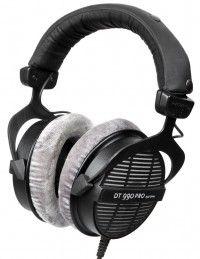 Beyerdynamic DT 990 Open Back Headphones http://ehomerecordingstudio.com/open-back-studio-headphones/