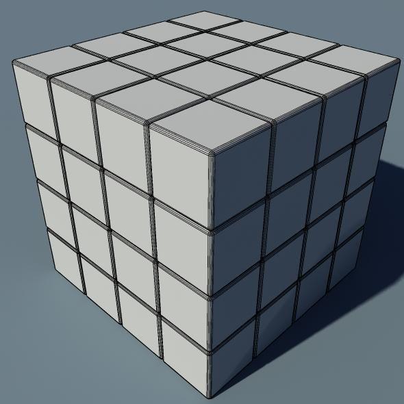 Rubix S Cube Stylized Rubix Stylized Cube Rubix Cube