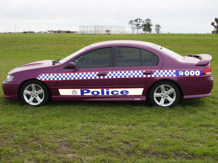 Australian Police Cars > Gallery > Victoria Police > Image: 0510-dm2_ba2xr8-semi_04