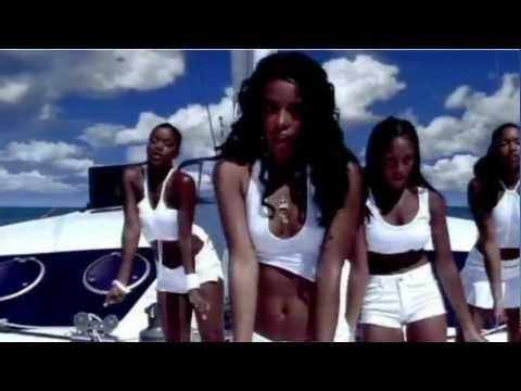 Aaliyah: Rock the Boat.....her final video before her tragic death. Rest in Peace