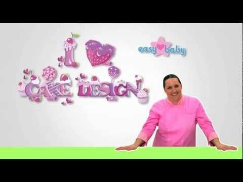"""I Love Cake Design"" - Web Spot | Fiorella Balzamo Cake Designer"