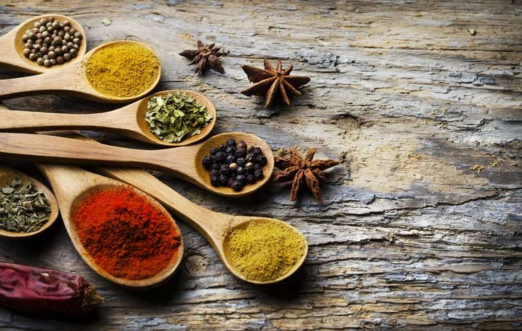Research has given us four reasons to keep your spice rack stocked with these staples.
