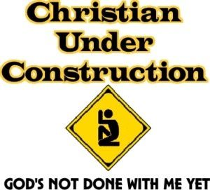 Christian under constriction  ~~I Love Jesus Christ