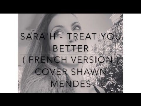 shawn mendes treat you better cover