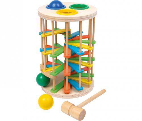 Πύργος με σφυριά και μπάλες/ Hammer Tower Beads