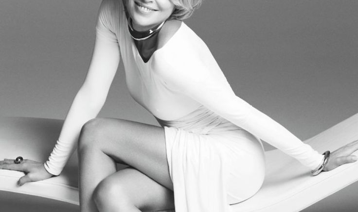 Sharon Stone Shape Cover Shoot Behind the Scenes Video - Shape Magazine