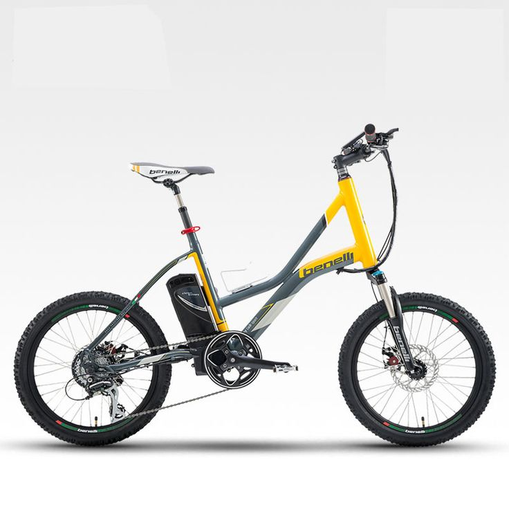 Motorcycle electric bicycle 20 - inch lithium car mini - Bicycle electric bicycle mountain bike