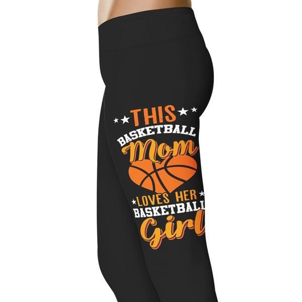 Diese Basketball-Mamma – Basketball-Gamaschen   – Sports Moms Rule