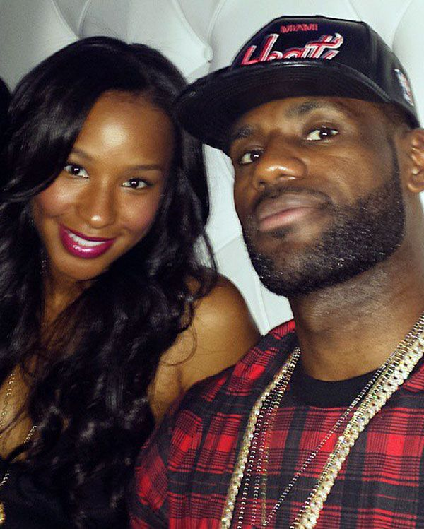 brinson dating San diego (ap) — lebron james has another ring the miami heat star married savannah brinson in san diego on saturday, according to two people familiar with the details of the ceremony.