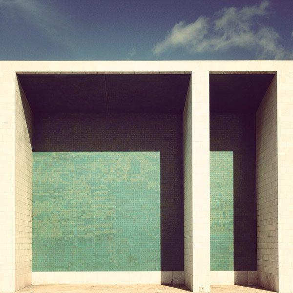 Pavilion of Portugal Location: Lisbon, Portugal Architect: Alvaro Siza Vieira  Follow me along on http://instagram.com/le_blanc