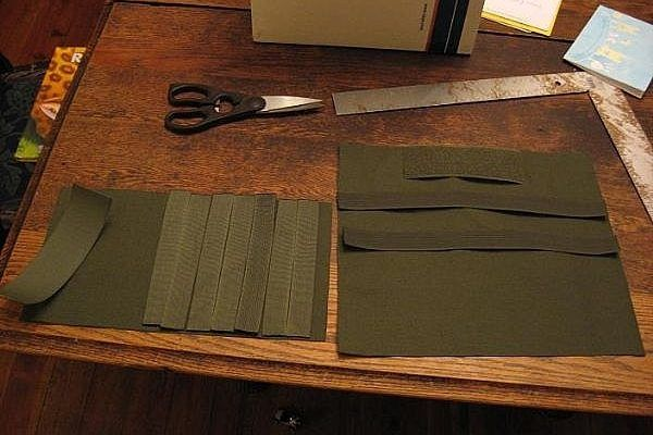 Never have the right MOLLE pouch for your airsoft or paintball gear?  Here's how to sew your own MOLLE pouch with PALS webbing.