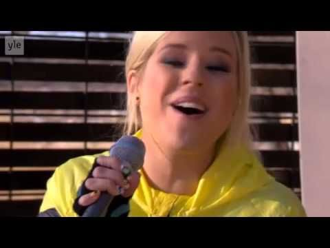 Krista Siegfrids - Marry Me (Acoustic version) @ Strömsö - YouTube