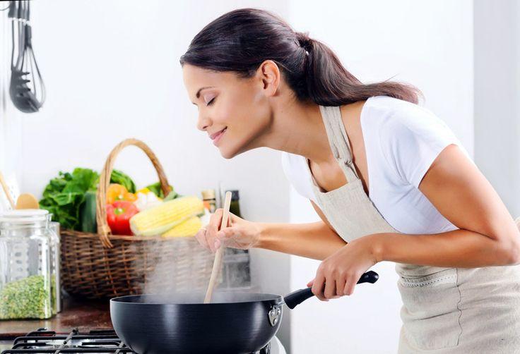 Νικήστε τις μυρωδιές του τηγανίσματος! #FloraTips