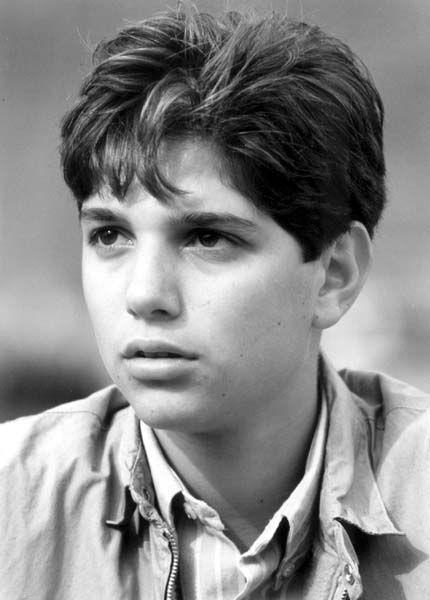 "Ralph Macchio Young | Ralph Macchio in ""Distant Thunder"""