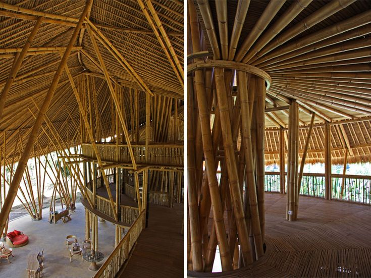Bamboo Architecture Buildings And Structures 14 best bamboo architecture images on pinterest | bamboo