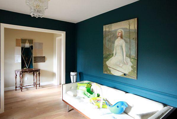 Madrid Taupe Beige Ultra Modern Living Room Furniture 3: Walls Are Painted Benjamin Moore Dark Harbor, Mixed 25