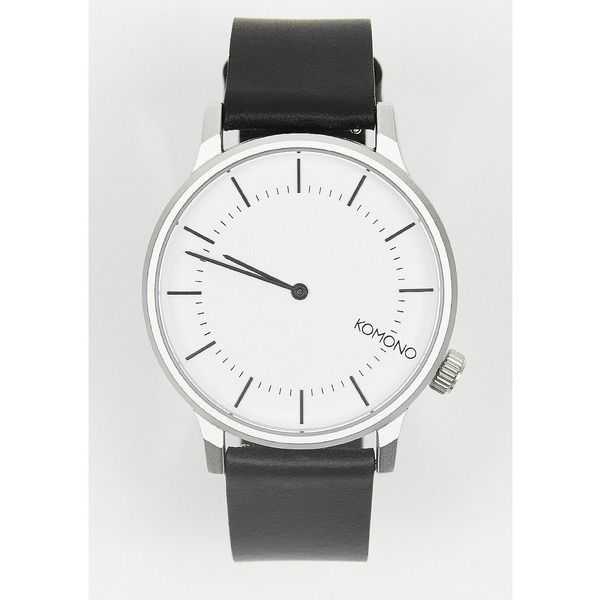 Komono Uhr Winston Regal anthracite