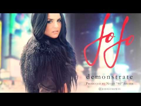 Sorry this is going on all my social media today TOO HOT! JoJo - Demonstrate - OFFICIAL MUSIC from Futuresound / BGR